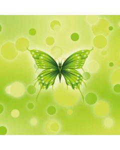 Green Butterfly Generic Laptop Skin