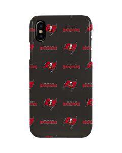 Tampa Bay Buccaneers Blitz Series iPhone XS Max Lite Case