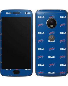Buffalo Bills Blitz Series Moto G5 Plus Skin