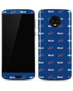 Buffalo Bills Blitz Series Moto G6 Skin
