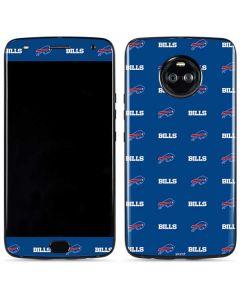 Buffalo Bills Blitz Series Moto X4 Skin