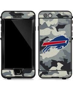 Buffalo Bills Camo LifeProof Nuud iPhone Skin