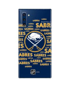 Buffalo Sabres Blast Galaxy Note 10 Skin