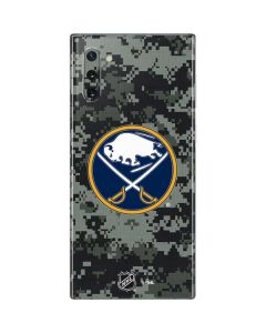 Buffalo Sabres Camo Galaxy Note 10 Skin