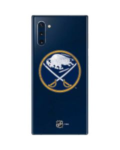 Buffalo Sabres Distressed Galaxy Note 10 Skin