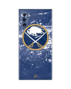 Buffalo Sabres Frozen Galaxy Note 10 Skin