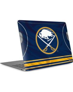 Buffalo Sabres Home Jersey Apple MacBook Air Skin