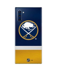 Buffalo Sabres Jersey Galaxy Note 10 Skin