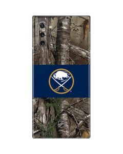 Buffalo Sabres Realtree Xtra Camo Galaxy Note 10 Skin
