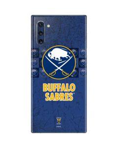Buffalo Sabres Vintage Galaxy Note 10 Skin