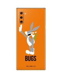 Bugs Bunny Identity Galaxy Note 10 Skin