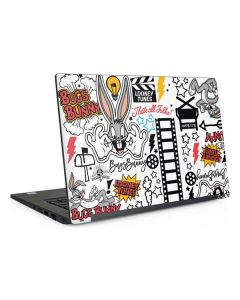 Bugs Bunny Patches Dell Latitude Skin