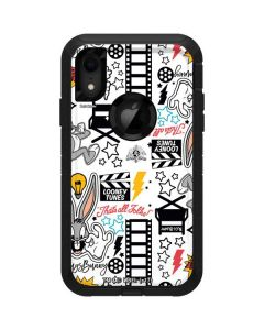 Bugs Bunny Patches Otterbox Defender iPhone Skin
