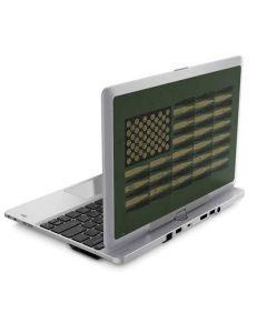Bullet American Flag Elitebook Revolve 810 Skin