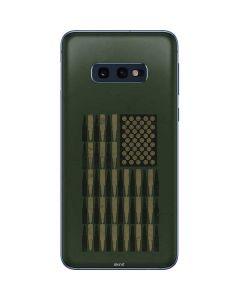 Bullet American Flag Galaxy S10e Skin