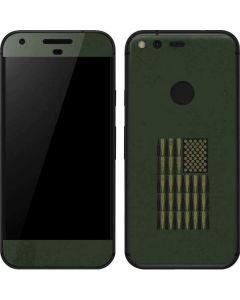 Bullet American Flag Google Pixel Skin
