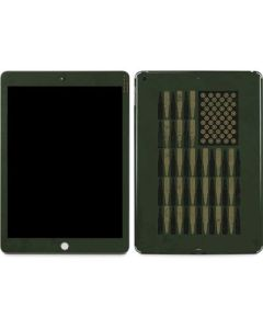 Bullet American Flag Apple iPad Skin