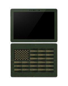 Bullet American Flag Surface Go Skin