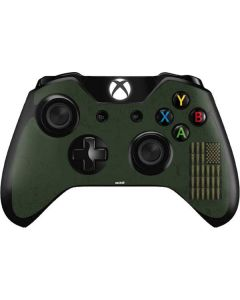 Bullet American Flag Xbox One Controller Skin