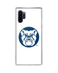 Butler Bulldog Logo Galaxy Note 10 Plus Clear Case