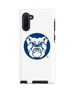 Butler Bulldog Logo Galaxy Note 10 Pro Case