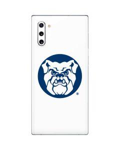 Butler Bulldog Logo Galaxy Note 10 Skin