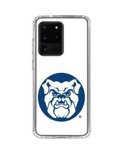 Butler Bulldog Logo Galaxy S20 Ultra 5G Clear Case