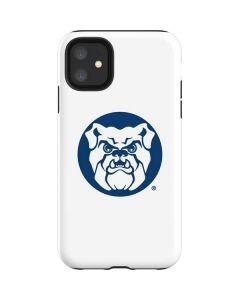 Butler Bulldog Logo iPhone 11 Impact Case