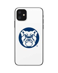 Butler Bulldog Logo iPhone 11 Skin