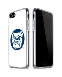 Butler Bulldog Logo iPhone SE Clear Case