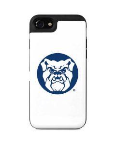 Butler Bulldog Logo iPhone SE Wallet Case