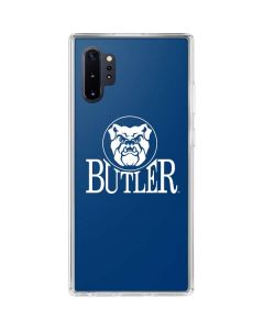 Butler Bulldogs Galaxy Note 10 Plus Clear Case