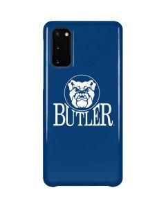 Butler Bulldogs Galaxy S20 Lite Case