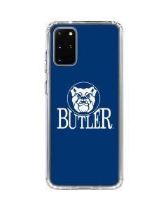 Butler Bulldogs Galaxy S20 Plus Clear Case