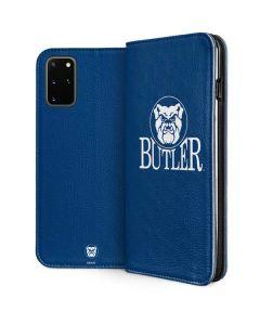 Butler Bulldogs Galaxy S20 Plus Folio Case