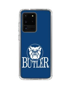 Butler Bulldogs Galaxy S20 Ultra 5G Clear Case
