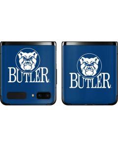 Butler Bulldogs Galaxy Z Flip Skin