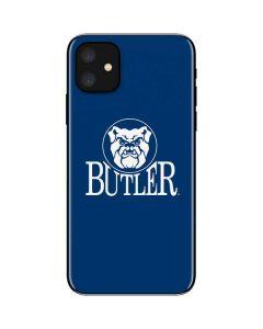 Butler Bulldogs iPhone 11 Skin