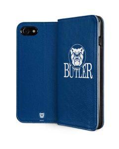 Butler Bulldogs iPhone SE Folio Case