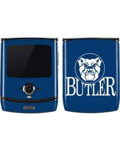 Butler Bulldogs Motorola RAZR Skin