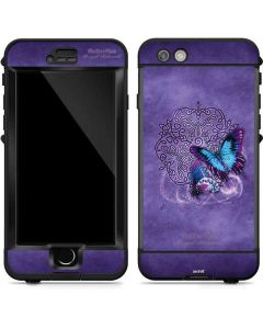 Butterfly Celtic Knot LifeProof Nuud iPhone Skin