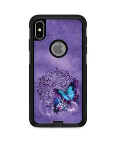 Butterfly Celtic Knot Otterbox Commuter iPhone Skin