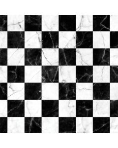 Checkered Marble LifeProof Nuud iPhone Skin