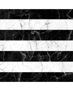 Black and White Striped Marble Google Pixel Slate Skin