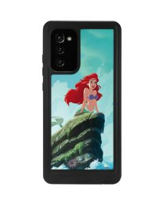 Ariel Part of Your World Galaxy Note20 5G Waterproof Case