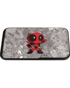 Deadpool Hello Wireless Charger Duo Skin
