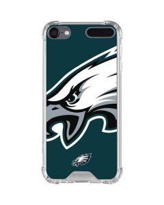 Philadelphia Eagles Large Logo iPod Touch (5th-6th-7th Gen) Clear Case