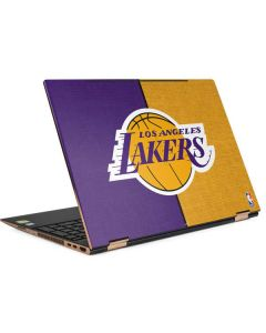 Los Angeles Lakers Canvas HP Spectre Skin