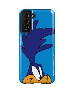 Road Runner Zoomed In Galaxy S21 Plus 5G Case