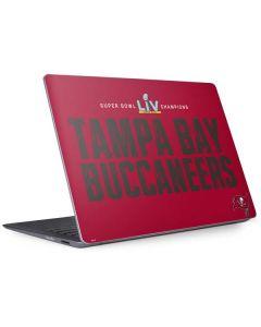 Super Bowl LV Champions Tampa Bay Buccaneers Surface Laptop 2 Skin
